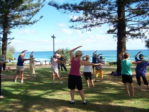 Gold Coast Active & Healthy Tai Chi Program