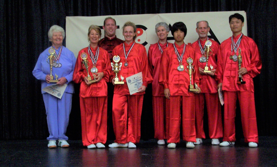 Tai Chi Association of Australia Competitions